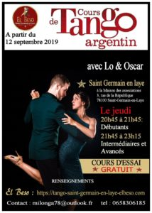 tango saint germain en laye oscar et lo