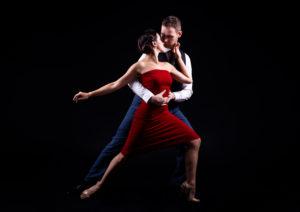 tango argentin avec oscar et lo