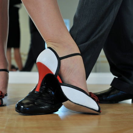 Tango Saint Germain en Laye el Beso